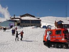 Χιονοδρομικό Κέντρο Βόρας - Καϊμακτσαλάν