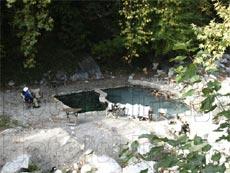 Λουτρά Λουτρακίου - Πόζαρ