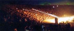 Πιερία, μουσική παράσταση  στο αρχαίο θέατρο Δίου