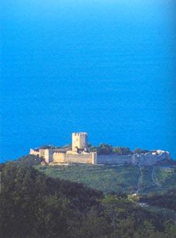 Πιερία, κάστρο Πλαταμώνα
