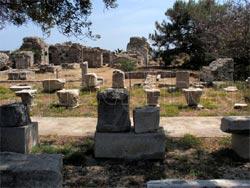 Ποτοκάκι. Αρχαιολογικός χώρος Θερμών
