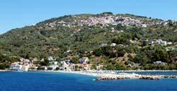 Sporades, Skopelos, Loutraki, Glossa