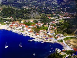 Syvota, Thesprotia. Panoramic view