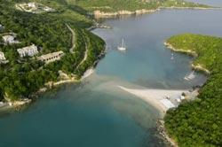 Παραλίες στα Σύβοτα Θεσπρωτίας. Μπέλλα Βράκα