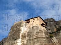 Ιερά Μονή Αγίου Νικολάου - Ανάπαυσα