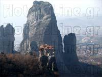 Ιερά Μονή Ρουσάνου - Αγίας Βαρβάρας