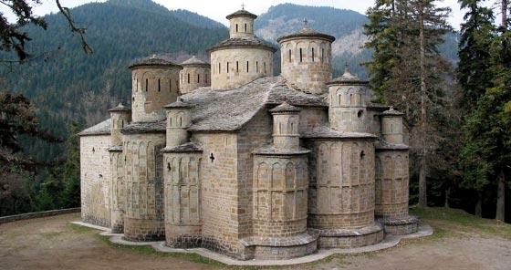 Ιερός Ναός Τιμίου Σταυρού Δολιανών Τρικάλων