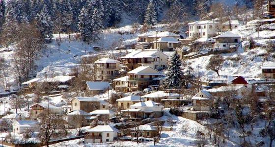 Το Βροντερό χιονισμένο