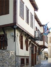 Παλιά Πόλη Ξάνθης. Δημοτική Πινακοθήκη Χρήστος Παυλίδης