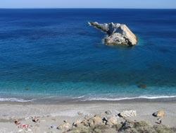 Παραλία της Φολεγάνδρου
