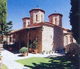 Φθιώτιδα, Τόποι Λατρείας Ιερά μονή Αγίου Γεωργίου Στυλίδας