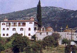 Φθιώτιδα, Τόποι Λατρείας Ιερά μονή Αγίου Γεωργίου Μύλων