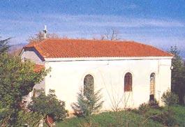 Φθιώτιδα, Τόποι Λατρείας Αλεπόσπιτα Ιερά μονή Μεταμορφώσεως του Σωτήρος