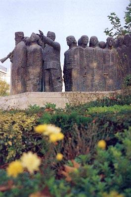 Φθιώτιδα, Λαμία Μνημείο Ηρώων