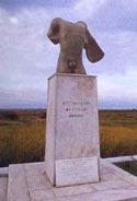 Φθιώτιδα, Θερμοπύλες Μνημείο 700 Θεσπιέων
