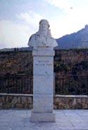 Φθιώτιδα, Ανω Τιθορέα Μνημείο Οδυσσέα Ανδρούτσου
